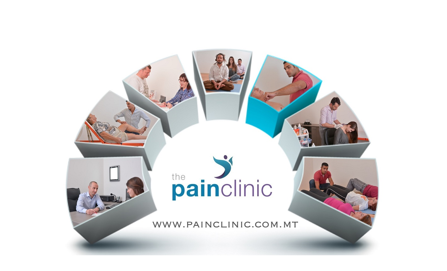 Logo of Pain Clinic Malta