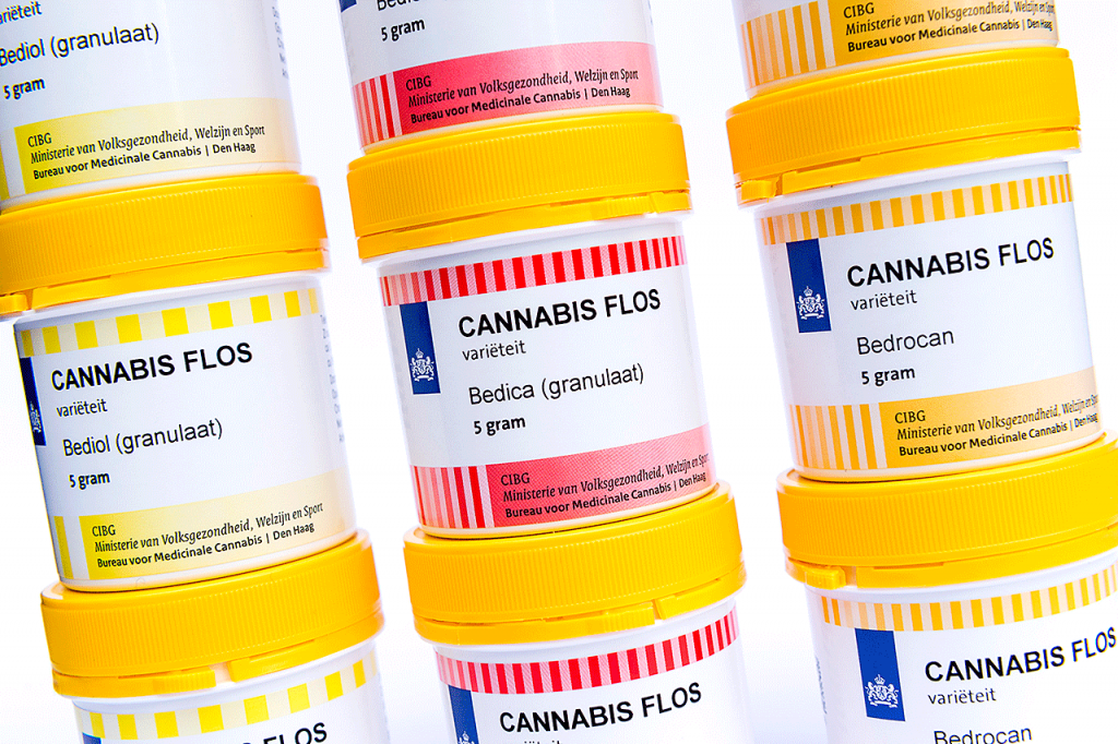 Dutch patients' daily cannabis dose remains stable