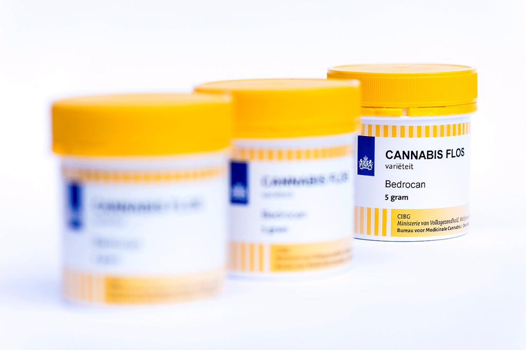 Bedrocan Container Medicinal Cannabis By Bedrocan 10 1024x682