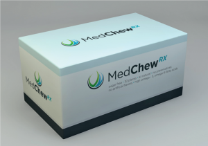Medicinal cannabis chewing gum in clinical phase