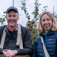 Sean Myles and Sophie Watts van de Canadese Dalhousie Universiteit
